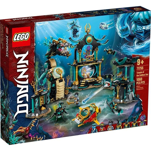 LEGO 樂高 71755 Temple of the Endless Sea