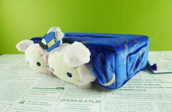 【震撼精品百貨】 Sentimental Circus_憂傷馬戲團~面紙套-星空圖案-藍色【共1款】