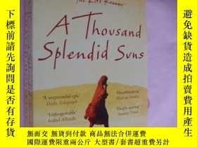 二手書博民逛書店A罕見Thousand Splendid Suns( )Y857