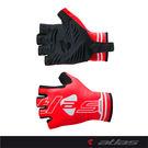 【亞特力士ATLAS】夏季超服貼短指手套  AG-506-R(紅)