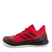 Adidas Harden B/E 2 J [AC7642] 大童鞋 運動 籃球 襪套 輕量 避震 舒適 紅黑 愛迪達