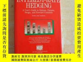 二手書博民逛書店CURRENCY罕見AND INTEREST-RATE HEDG