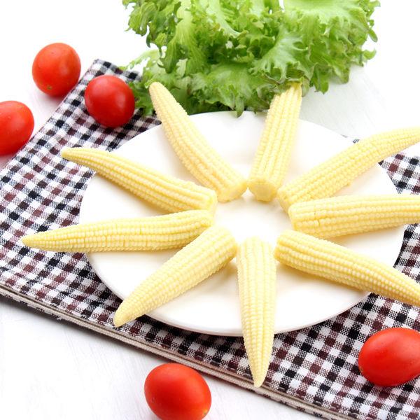 【日燦】★涼拌或熱炒都很方便料理,口感鮮甜又多汁~~冷凍玉米筍★1kg/包