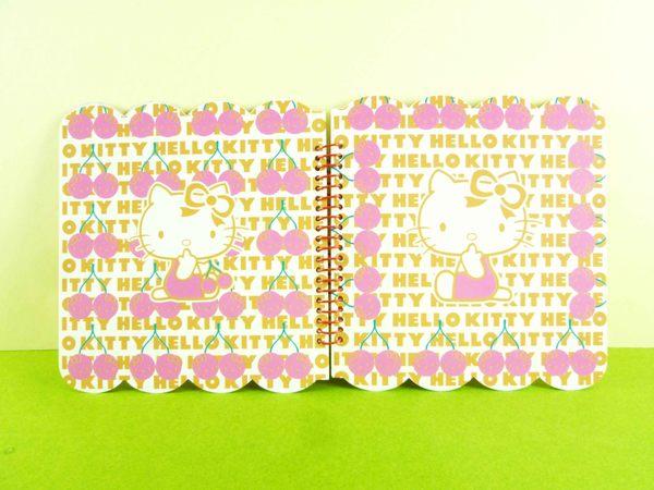 【震撼精品百貨】Hello Kitty 凱蒂貓~便條本~櫻桃【共1款】