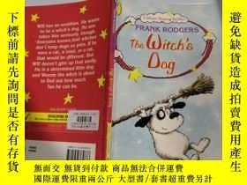 二手書博民逛書店the罕見witch s dog and the flying carpet 巫婆的狗和飛毯Y200392