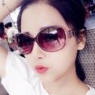 太陽鏡 墨鏡女士墨鏡新款個性街拍正韓潮復古原宿風圓臉ulzzang太陽眼鏡