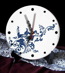 12寸鐘表