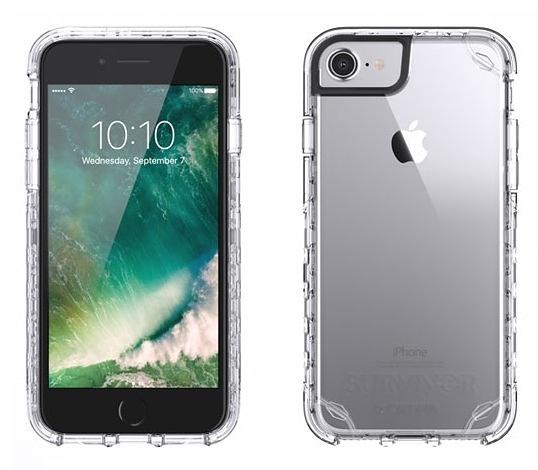 ★APP Studio★【Griffin】 Survivor Journey iPhone 7(4.7吋)軍規防摔保護殼
