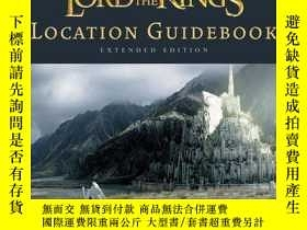 二手書博民逛書店The罕見Lord of the Rings Location