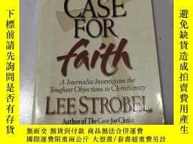 二手書博民逛書店The罕見Case for Faith:A Journalist Investigates the Toughes