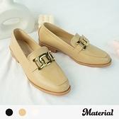樂福鞋 質感金扣樂福鞋 MA女鞋 T53853