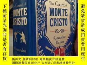 二手書博民逛書店The罕見Count of MONTE CRISTOY162251 Alexandre Dumas 著 Ba