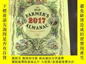 二手書博民逛書店The罕見old Farmer's2017 AlmanacY19