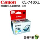 CANON CL-746XL 彩色 原廠墨水匣 盒裝 適用MG2470 MG2570 MG3070 MX497 TR4570