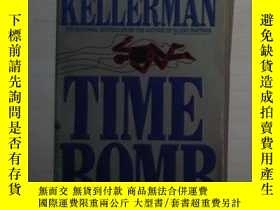 二手書博民逛書店英文原版Time罕見Bomb (Alex Delaware Se