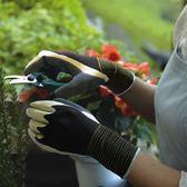 園藝手套防刺防水防扎玫瑰月季日本防刺手套防滑耐磨木工搬運植樹