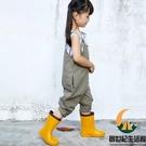 兒童雨鞋超輕款兒童雨靴環保材質防滑水鞋男女童雨鞋【創世紀生活館】