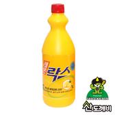 【即期品出清】效期2020年04~05月 小鬼怪 SANDOKKAEBI 檸檬/花香 抗菌漂白水 1000ml 抗菌 大容量