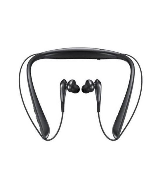 Samsung 三星 LEVEL U Pro ANC 頸環式高音質 藍牙耳機 黑色,簡約降噪防潑水,分期0利率