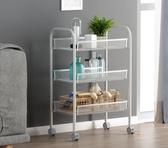 雜物收納架廚房浴室置物架多層家用儲物可移動【聚寶屋】
