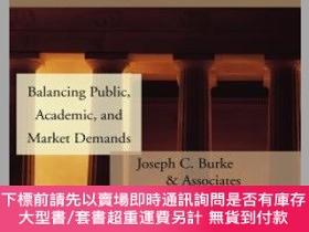 二手書博民逛書店預訂Achieving罕見Accountability In Higher Education: Balancin