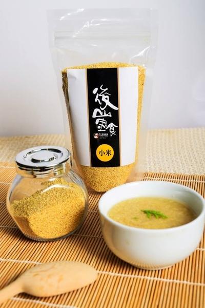 後山寶食-小米300g/包