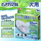 PetLand寵物樂園《日本GEX》犬用淨水飲水器濾棉