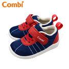 康貝 Combi 玩轉經典 幼兒機能鞋 -綻紅藍
