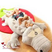 可愛大號鱷魚毛絨玩具公仔睡覺抱枕長條枕玩偶生日禮物女孩  全店88折特惠