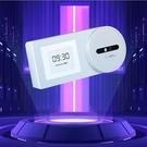 人臉考勤機ZK-F3面部打卡機企業微信打卡智慧云管理無線WIFI手機APP打卡 樂活生活館