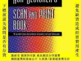 二手書博民逛書店The罕見Non-designer s Scan And Print BookY364682 Cohen, S