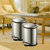 EKO 8L 不鏽鋼垃圾桶
