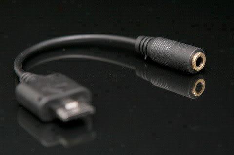 手機音源線 可轉3.5mm音源孔 LG KG800 (3) KF700/KF750 Secret/KF900Prada/KG271/KG290/KG320/KG330/KG800/KG810/KM380T/KM501