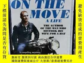二手書博民逛書店奧利弗·薩克斯自傳罕見On the Move : A Life