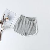 女童短褲 男女童夏裝嬰兒純棉薄款休閒短褲小童女寶寶外穿1歲3兒童運動褲子-Ballet朵朵