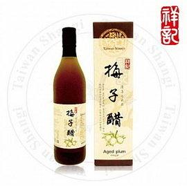 【祥記】陳年梅子醋 600ml