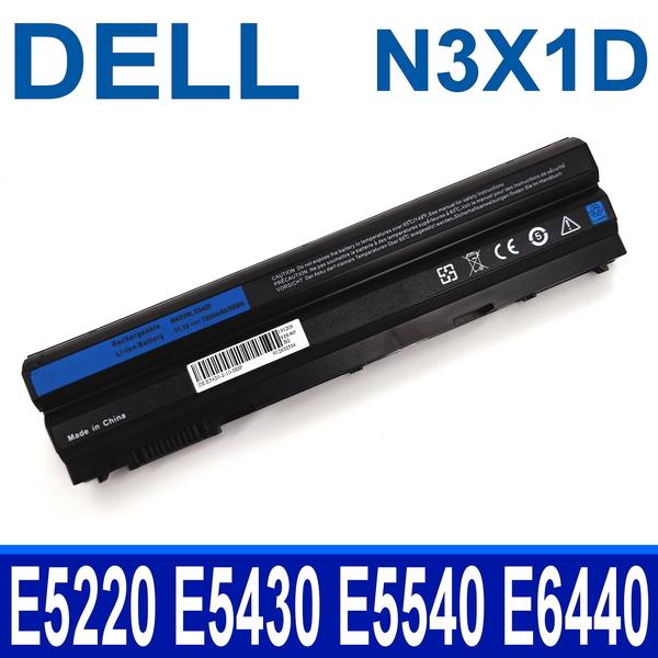 DELL N3X1D 原廠規格 電池 96JC9 984V6 9F77K 9KN44 CC6N8 CPXG0 CRT6P 7FF1K 8858X 8P3YX 8WXJ3 911MD CWVXW DHT0W FRROG E6440