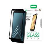 AmazingThing 三星 Galaxy A6+(2018) 滿版強化玻璃保護貼
