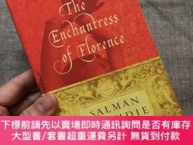 二手書博民逛書店The罕見Enchantress of Florence 佛羅倫薩的神女 【魯西迪作品,英文版,口袋本】