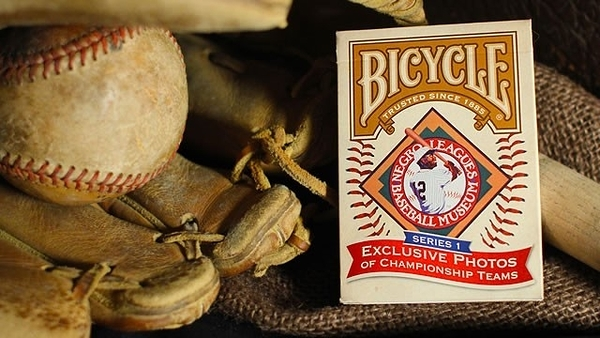 【USPCC 撲克】撲克牌 BICYCLE Negro Leagues