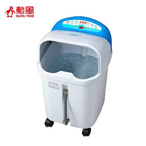 【勳風】尊爵頂級加熱式SPA足浴機 HF-3793