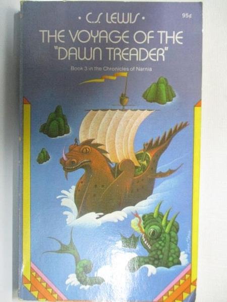 【書寶二手書T4/原文小說_A1K】The Voyage of the Dawn Treader_C.S.Lewis