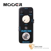 Mooer Blues Crab 藍調失真效果器【Blues Overdrive Pedal】【Micro系列BC】