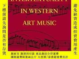 二手書博民逛書店Intertextuality罕見In Western Art