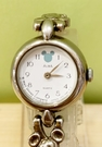 【震撼精品百貨】米奇/米妮_Micky Mouse~日本迪士尼米奇限量鐵錶/手錶-銀#52078
