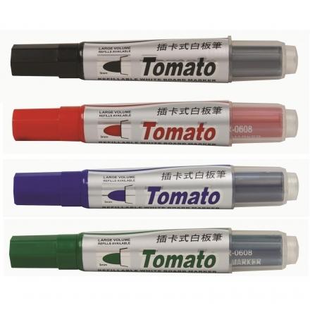 【奇奇文具】Tomato TR-630 插卡式白板筆 酒精性