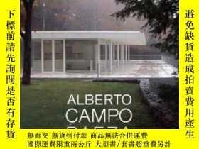 二手書博民逛書店Alberto罕見Campo Baeza-阿爾伯托·坎波·巴埃薩Y436638 Various Toto, 2