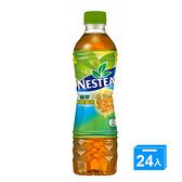 雀巢茶品翡翠檸檬蜜茶530mlx24入/箱【愛買】