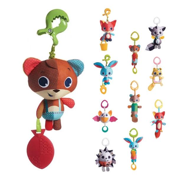美國 Tiny Love 夾偶|推車玩具|安撫玩具(11款可選)