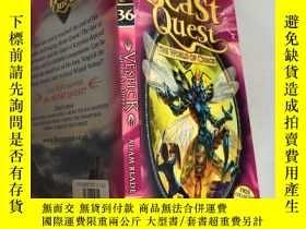 二手書博民逛書店beast罕見quest the world of chaos 野獸探索混沌世界,Y200392